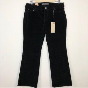 Levi's 515 NWT Women's Corduroy Mid Rise Jeans 12P